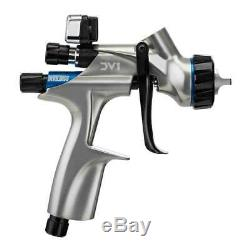 Devilbiss DV1-B 1.3mm with air gauge(HAV-503-B) HVLP spray gun base coat