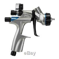 Devilbiss DV1-B 1.3mm with air gauge(HAV-503-B) and Cup HVLP spray gun base coat
