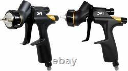 Devilbiss DV1-C Clearcoat HVLP Gravity Feed Spray Gun 1.3mm