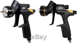 Devilbiss DV1-C+ Clearcoat HVLP PLUS Gravity Feed Spray Gun 1.2mm