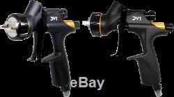 Devilbiss DV1-C+ Clearcoat HVLP PLUS Gravity Feed Spray Gun 1.3mm