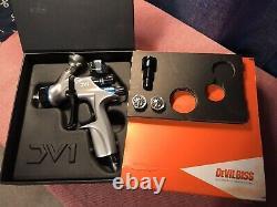 Devilbiss DV1 HVLP Digital Basecoat 1.2 / 1.3 / 1.4 Nozzle Tips LIKE NEW