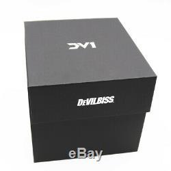 Devilbiss DV 1 HVLP 1.3mm Gray Car Paint Tool Pistol Spray Gun Proffesional