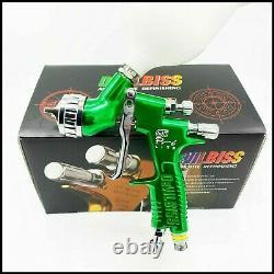 Devilbiss Spray Gun GTI PRO LITE 4 Color 1.3mm nozzle LVMP Car Paint Tool Pistol