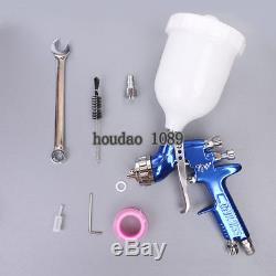 Devilbiss TT kezi HVLP Paint Spray gun Suitable for Praying Automotive Topcoat
