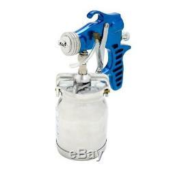 Earlex Metal Spray Gun Paint Sprayer Painting HVLP HV5500 Professional Work DIY