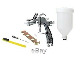 Eastwood 1.3 MM LT HVLP Air Gravity Feed Spray Paint Gun With 600 CC Cup