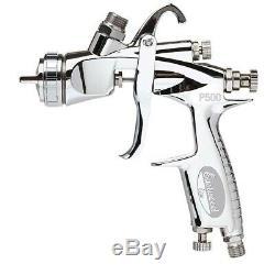 Eastwood Elite Primer HVLP Professional Stainless Steel Paint Spray Sprayer Gun