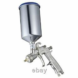 Euro 2220 2.0mm HVLP Premium Air Spray Gun & Cup Combo