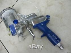 Fuji 9600-G XPC Series HVLP Gravity Spray Gun 0.7mm 400cc Cup