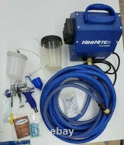 Fuji Mini Mite 5 hvlp turbine spray gun system