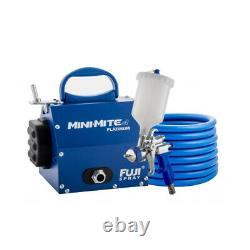 Fuji Spray Mini-Mite 4 Platinum Gravity HVLP Spray System and Pro Accessory Kit