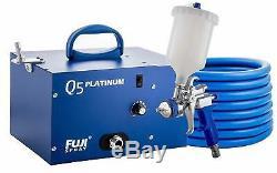 Fuji Spray Q5 Platinum T75G Quiet HVLP Spray System