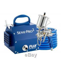 Fuji Spray Semi-PRO 2 Gravity HVLP Spray System
