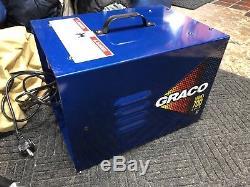 GRACO SERIES 700 3 STAGE TURBINE HVLP/ Spray Gun and Hose
