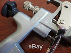 Genuine Sata minijet 4400 B HVLP Gun with1.2sr, with Adam 2 dock, (satajet)