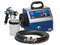 Graco HVLP 9.0 Standard Series 4 Stage Exclusive TurboForce Technology 17N264