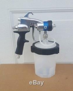 Graco Hvlp Edge Spray Gun With Flexliner System, For Turbine Paint Sprayers