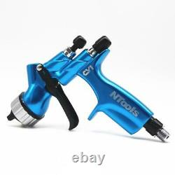 HVLP 1.3mm nozzle Made in China Car Paint Tool Pistol Spray Gun