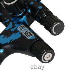 HVLP Air Spray Gun Gravity Feed 1.3MM Auto Car Paint Sprayer Spot Repair Kit