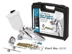 HVLP Gravity Spray Gun Kit IWA-9276 Brand New