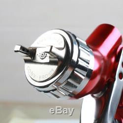 HVLP spray gun Devilbiss GFG professional car paint gun 1.3mm nozzle 600ml pot