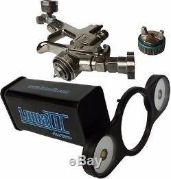 IWATA AURORAISN LUMAIII spray gun light fits Iwata Supernova HVLP Spray Gun