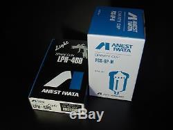 Iwata LPH400 LV Spray Gun 1.3mm 1.4mm LVLP HVLP BRAND NEW