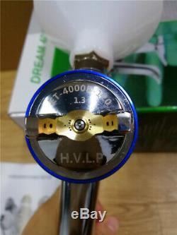 Limited Edition Carbon Car System ET 4000B RP 1.3mm Spray Gun 600ml cup HVLP