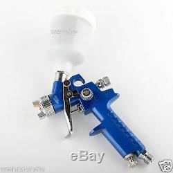 Mini Spray Gun / Gravity Feed HVLP Touch Up Gun