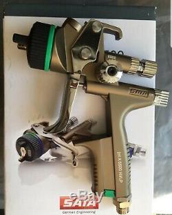 NEUF Pistolet peinture SATAjet X 5500 HVLP buse 1.2i