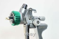NEW ATOM X27 Professional Spray Gun -HVLP Solvent/Waterborne with FREE GUNBUDD