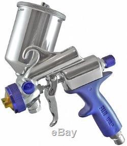 NEW! Fuji 9600-G XPC Series HVLP Gravity Spray Gun 400cc Cup