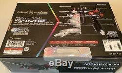 NEW Spectrum Black Widow Professional HVLP Spray Gun Primer / Base Coat 56152