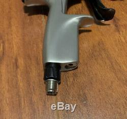 New! DeVilbiss Basecoat Paint Spray Gun DV1 with DV1-B PLUS HVLP Air Cap