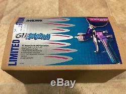New Devilbiss GTI KUSTOM Limited Edition HVLP Spray Gun Kit