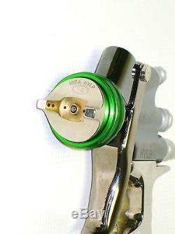 New Professional Hvlp Spray Gun 1.5 Made In Italy