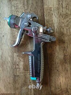 New Sata minijet 3000 B HVLP Digital spray gun with 1.0 Nozzle