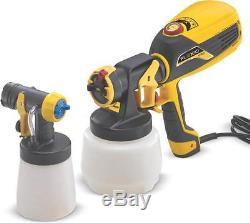 New Wagner 0529010 Hvlp Flexico 590 Power Painter Spray Gun 8.0 Gph 7762206