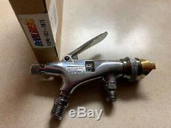 New in box! DEVILBISS EGHV-531-397E HVLP Spray Gun Assembly Siphon