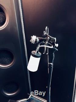 Norvell Sunless Mobile Z-3000 HVLP Spray System Spray Tanning Gun & Booth