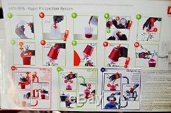 OUT OF STOK Sata Jet HVLP RP Spray Paint Gun RPS Cups 0,6 liter 0,3liter