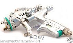 PAINT SPRAY GUN SATA Jet 5000 B HVLP 1,3 DIGITAL 210633 FOR PAINTING BODY CAR