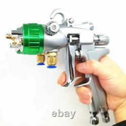 PT-29 Auarita double nozzle spray gun wall painting spraying water spraying1.3mm