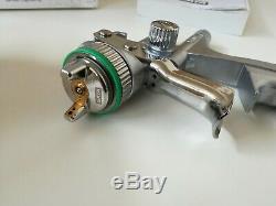 Pistola a spruzzo SATA 5000 B HVLP come nuova spray gun 1.3