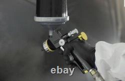 Pistolet peinture SATA jet 5000 B HVLP WSB PHASER série limité Renault Sport