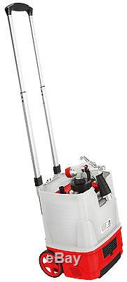 Professional 1200W Electric Sprayer HVLP Floor Based Spray Gun Paint System DIY