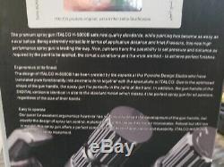 Professional Gravity Spray Gun Italco HVLP 1.3 Automotive Paint Car Color Ink