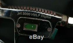 (RI2) Sata Jet 3000 HVLP Digital Paint Spray Gun