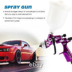 Replacement DeVilbiss Basecoat Paint Spray Gun CV1 PLUS HVLP Air Cap1.3mm nozzle
